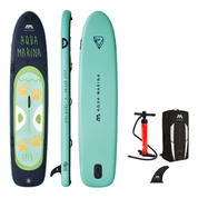 Paddle gonflable Aquamarina Super Trip 12.2 2021 | Paddle a plusieurs