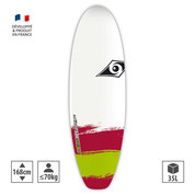 SURF BIC PAINT MINI SHORTBOARD 5.6