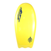 SURF BODYBOARD SOFTECH ROCKET JAUNE