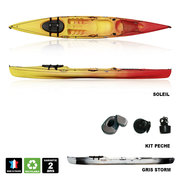 KAYAK PECHE RTM FISHING TEMPO