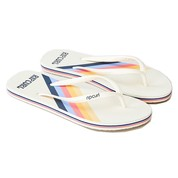 TONGS RIPCURL GOLDEN STATE BLANC
