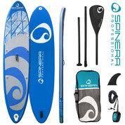 PACK SUP GONFLABLE SPINERA PROFESSIONAL RENTAL