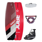 WAKEBOARD JOBE LOGO 138 & UNIT PACKAGE