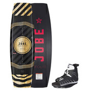 WAKEBOARD JOBE PROLIX 143 & UNIT SET
