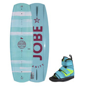 WAKEBOARD JOBE VANITY WOMEN 131 & TREAT SET