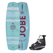 WAKEBOARD JOBE VANITY WOMEN 136 & UNIT SET