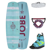 WAKEBOARD JOBE VANITY WOMAN 131 & TREAT PACKAGE