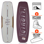 WAKEBOARD LIQUID FORCE DELUXE 2018