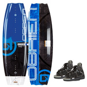 WAKEBOARD OBRIEN SYSTEM 140 + CHAUSSES CLUTCH 2018