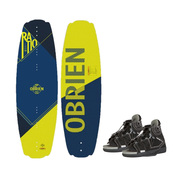 WAKEBOARD OBRIEN RATIO 143 + CHAUSSES CLUTCH 2018