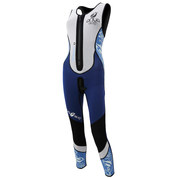 COMBINAISON NEOPRENE AQUADESIGN LONG JOHN WOMEN D 3MM
