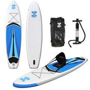 PADDLE GONFLABLE WOW 2018 11.0x32x6 BLUE