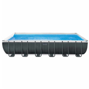 PISCINE TUBULAIRE RECTANGULAIRE INTEX ULTRA XTR FRAME 5,49 x 2,74 x 1,32