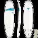 SURF TAHE DURA-TEC MALIBU 7.9 2021