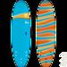 SURF TAHE PAINT 6.6 MAXI SHORTBOARD