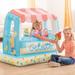 STAND MARCHAND DE GLACE GONFLABLE POUR PISCINE INTEX ENFANT 48672NP