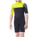 SHORTY JOBE BOSTON 2MM JAUNE