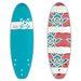 SURF MOUSSE OXBOW MINI SHORTBOARD 5.6 CHINADOG