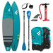 PADDLE FANATIC RAY AIR 11.6x31 PREMIUM 2021 GONFLABLE COMPLET