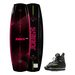 JOBE VANITY WAKEBOARD FEMME 131 & CHAUSSES UNIT PAQUET