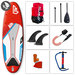 SUP GONFLABLE FANATIC VIPER AIR 2015