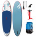PADDLE GONFLABLE FANATIC FLY AIR PURE 2019 10.4 10.4