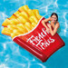 MATELAS GONFLABLE INTEX FRITES FRENCH FRIES 58775EU