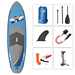STAND UP PADDLE GONFLABLE HOBIE COASTER HIGH KUBE 2016 10.2