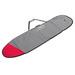 HOUSSE HOWZIT SURF LONGBOARD GRIS/ROUGE