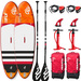 PACK PADDLE GONFLABLE FANATIC FLY AIR PREMIUM 10.4 2018 + FANATIC FLY AIR PREMIUM 9.8 2018