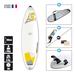 SURF BIC 6.7 SHORTBOARD DURA-TEC