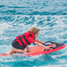 KNEEBOARD JOBE STIMMEL MULTI POSITION ROUGE