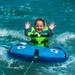 BOUEE TRACTEE POUR ENFANT JOBE SHARK TRAINER 1 PERSONNE