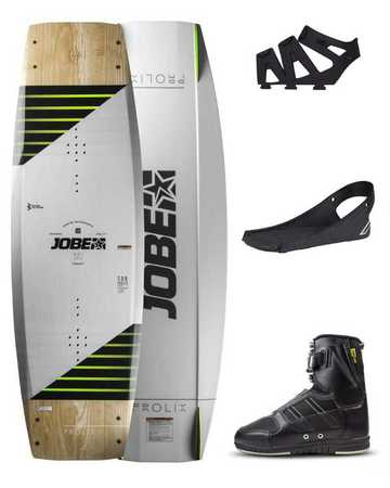 WAKEBOARD JOBE PROLIX 143 PREMIUM & DRIFT SET 2019