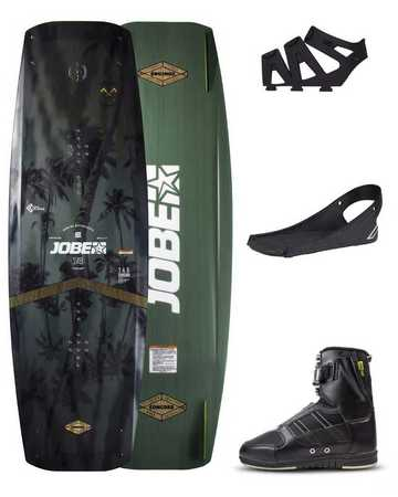 WAKEBOARD JOBE CONCORD 141 & CHAUSSES DRIFT SET 2019