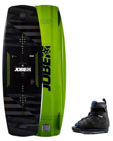 WAKEBOARD JOBE KNOX 143 & REPUBLIK SET 2019