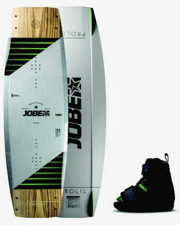 WAKEBOARD JOBE PROLIX 134 & HOST SET 2019