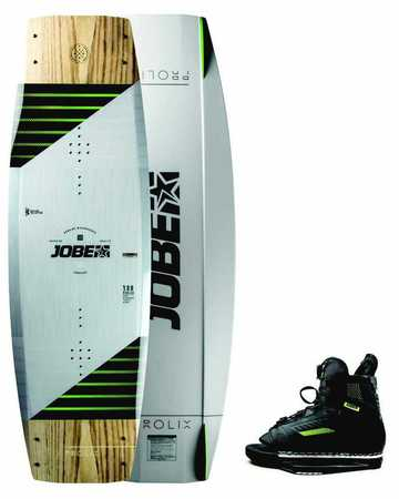 WAKEBOARD JOBE PROLIX 134 & UNIT SET 2019 3/6 (35-39)