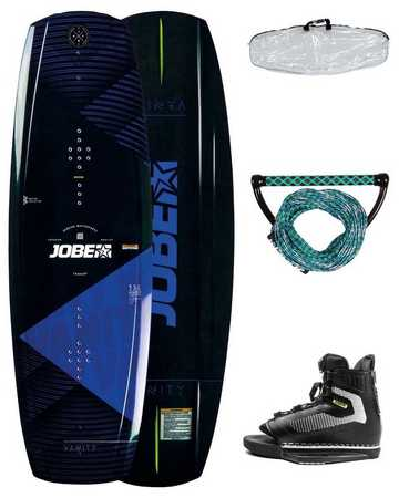 WAKEBOARD JOBE VANITY 136 & CHAUSSES MAZE PAQUET 2019 STAND