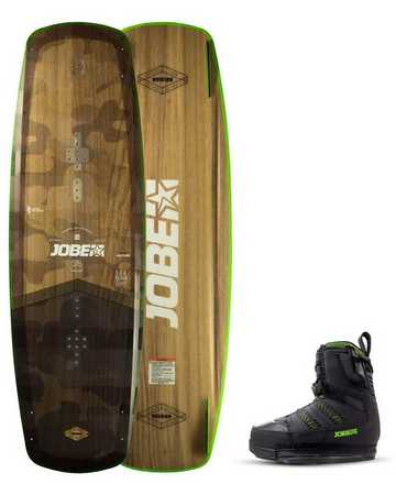 WAKEBOARD JOBE RELOAD 147 & CHAUSSES NITRO SET 2019