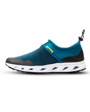CHAUSSURES JOBE DISCOVER SLIP-ON TEAL