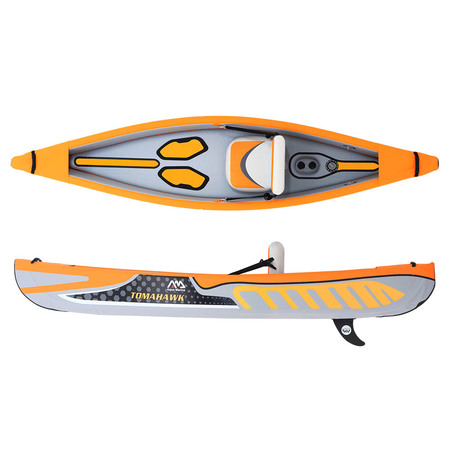 KAYAK GONFLABLE AQUA MARINA TOMAHAWK 1 FULL HP