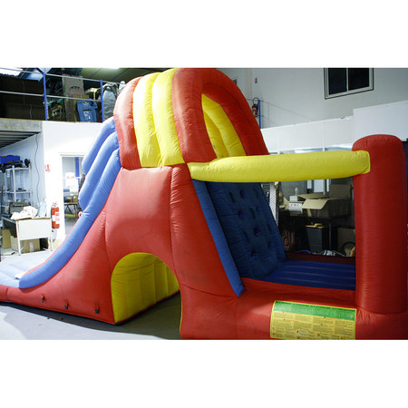 CHATEAU GONFLABLE OCCASION HAPPY HOP MEGASCIVOLO