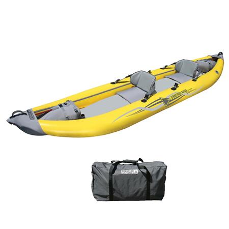 KAYAK GONFLABLE ADVANCED ELEMENT STRAITEDGE 2