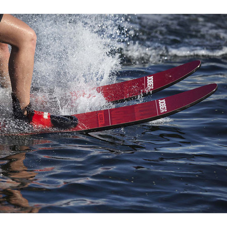 SKI NAUTIQUE JOBE ALLEGRE PACKAGE ROUGE