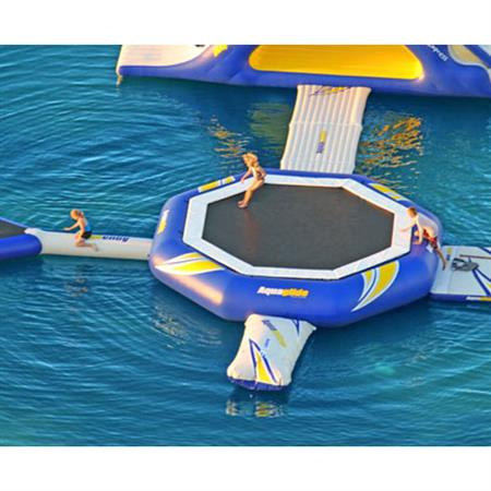 AQUAGLIDE SUPERTRAMP TRAMPOLINE AQUATIQUE