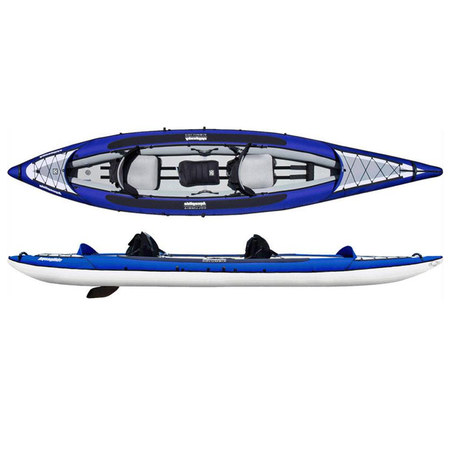 KAYAK GONFLABLE AQUAGLIDE COLUMBIA XP TANDEM XL