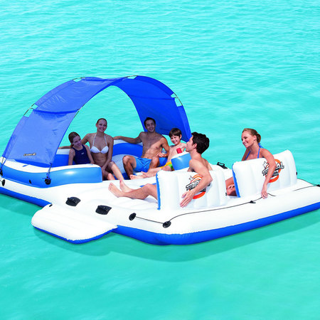 ILE GONFLABLE TROPICAL BREEZE BESTWAY 43105 43105