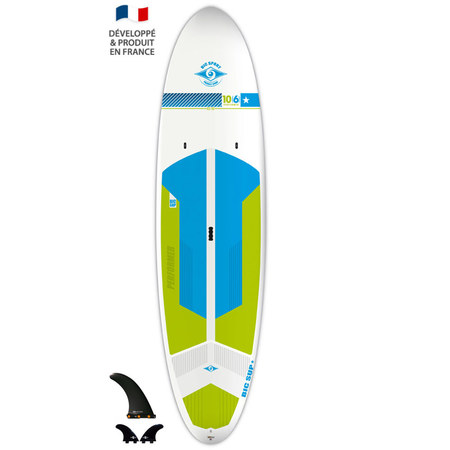 SUP BIC ACE TEC 10.6 PERFORMER WHITE 2017