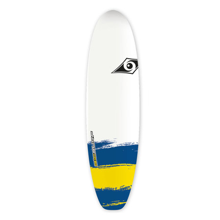 SURF BIC PAINT 6.6 SHORTBOARD